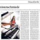 Die Pianistenschmiede – Artikel RP 20.08.2018