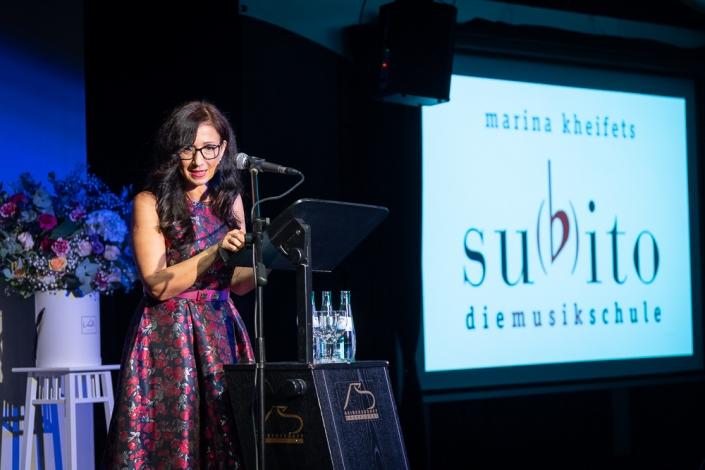20 Jahre Düsseldorfer Musikschule Subito 5- Jubiläumsfeier