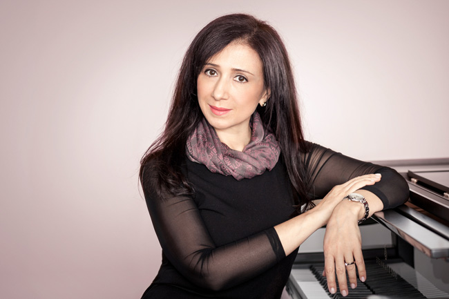 Leiterin Marina Kheifets Musikschule Subito Düsseldorf