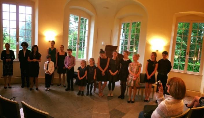 Musikjahr Schloß Benrath Kinderkonzert