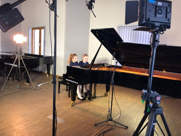 Musikschule Subito Duo Klavieraufnahmen