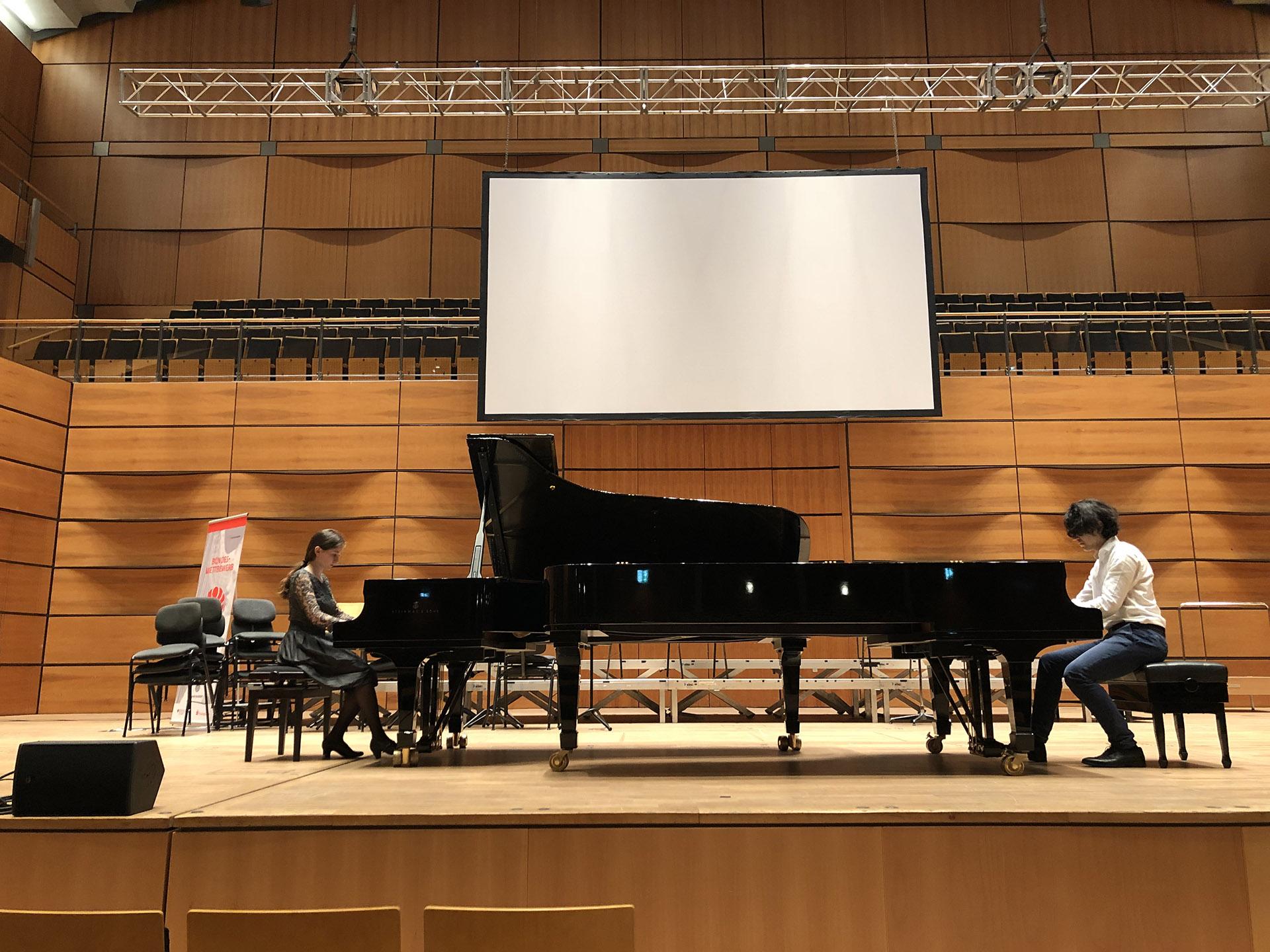 Talent Förderung Musikschule Subito