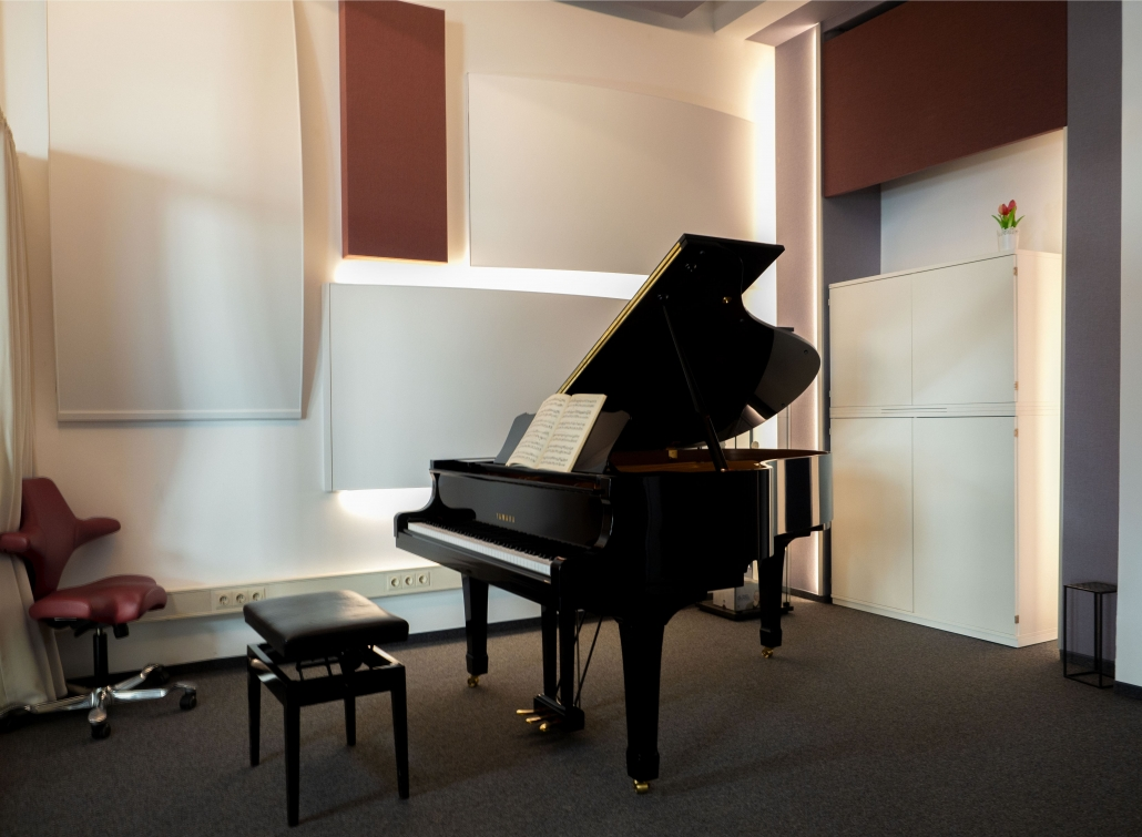 Musikschule Subito Düsseldorf Zentrum Studio