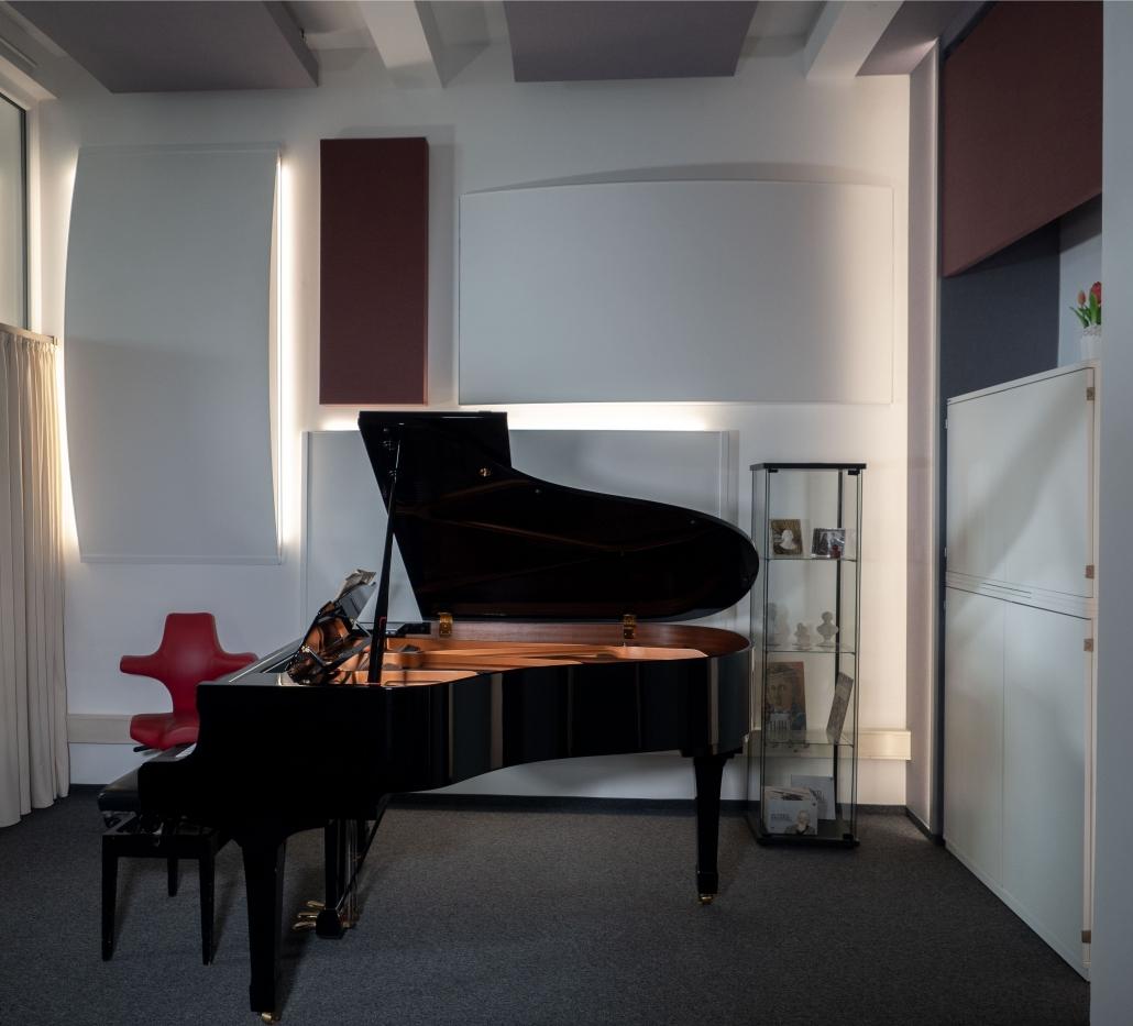 Musikschule Subito Düsseldorf Harkortstraße Studio