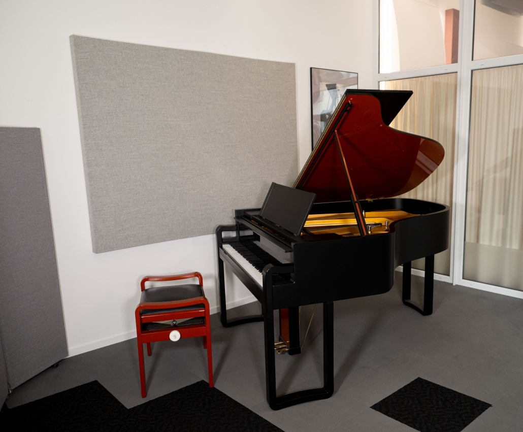 Musikschule Subito Düsseldorf Karl Lagerfeld Flügel